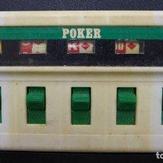 Juegos antiguos: JUEGO DE BOLSILLO POKER DE GEYPER. Lote 180038453