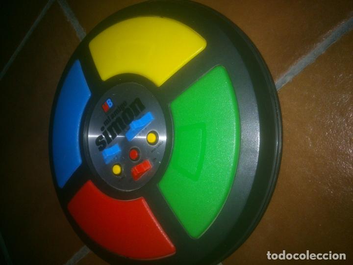 Juegos antiguos: Juego Mi Amigo Simón de MB - Foto 3 - 180258942