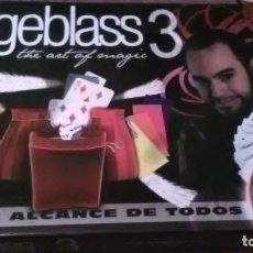 Juegos antiguos: JORGEBLASS, JUEGO MAGIA. Lote 181865830