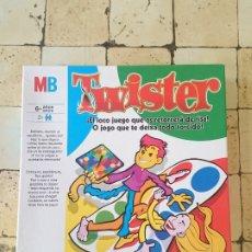 Juegos antiguos: TWISTER DE MB. Lote 182169207
