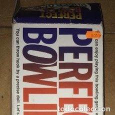 Juegos antiguos: JUEGO BOLOS PERFECT BOWLING. Lote 182906068