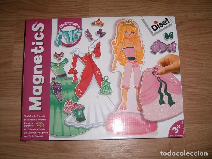 MAGNETICS (Juguetes - Juegos - Otros)
