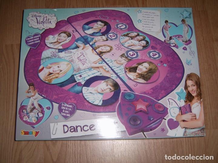DANCE MAT VIOLETTA (Juguetes - Juegos - Otros)