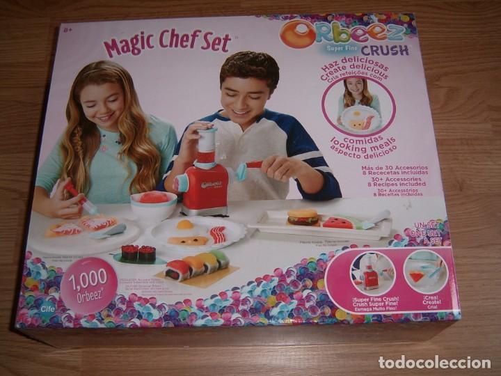 MAGIC CHEF SET (Juguetes - Juegos - Otros)