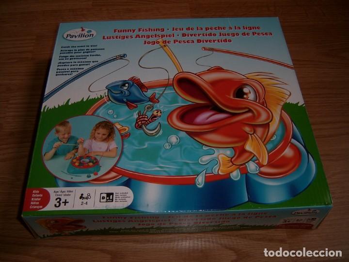 JUEGO DE PESCA (Juguetes - Juegos - Otros)