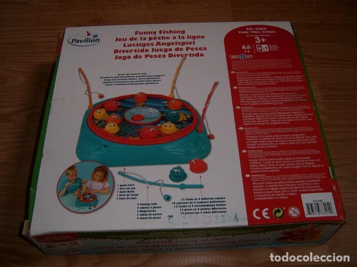 Juegos antiguos: JUEGO DE PESCA - Foto 2 - 183915363