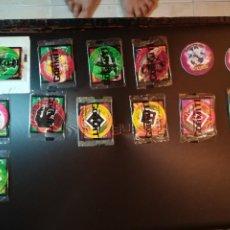 Juegos antiguos: GORMITI 11 SOBRES SIN ABRIR TAZOS GORMITI 2011 + 2 TAZOS SUELTOS. Lote 278926613
