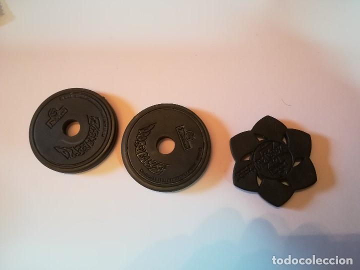 Juegos antiguos: 3 MASTER TAZOS. VER FOTOS - Foto 4 - 184103088