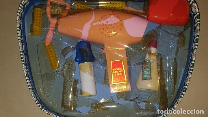 Juegos antiguos: MALETIN NECESER SRTA PEPIS - MISS MARY - TOCADOR DE PELUQUERIA - Foto 2 - 184464183