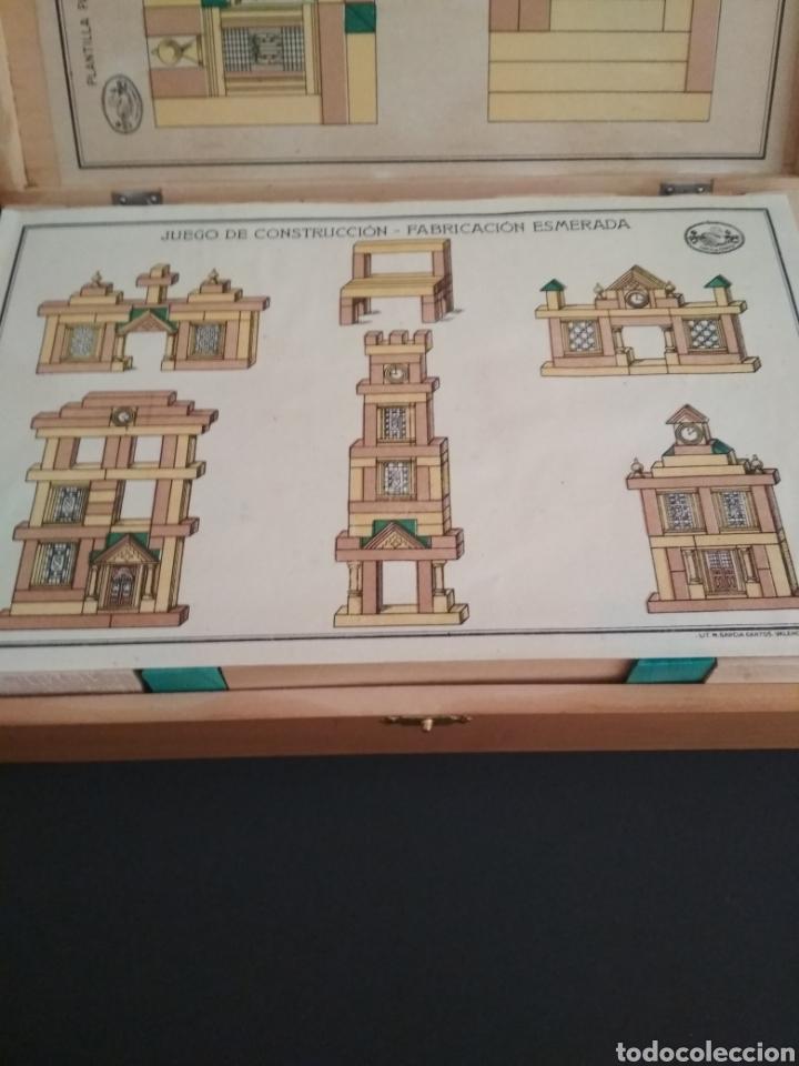 Juegos antiguos: Juego de construcción antiguo impecable - Foto 6 - 184919142