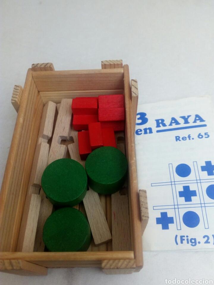 Juegos antiguos: TRES EN RAYA GOULA - Foto 2 - 185567803