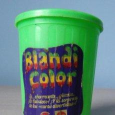 Juegos antiguos: BLANDI COLOR - 1978 - MATTEL. Lote 185981770