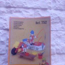 Juegos antiguos: AIRGAM BOYS ZOOLAND AÑOS 70-80. Lote 186042617