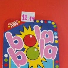 Juegos antiguos: CANICAS MAGNÉTICAS BOLA BOLA RIMA 80S.SIN ABRIR.. Lote 187149345