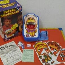 Juegos antiguos: DOCTOR SACAMUELAS CON LUZ Y SONIDO.CONGOST 1983.NUEVO EN CAJA.. Lote 187191526