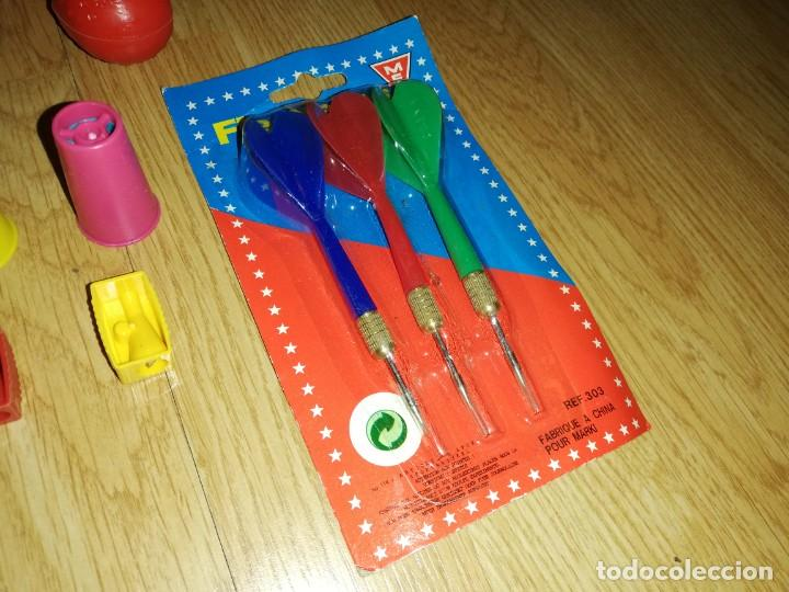 Juegos antiguos: Lote de juguetes y artículos años 80 kiosko, era EGB, cheiw, boomer, años 70,años 90,dunkin - Foto 6 - 187461025