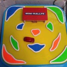 Juegos antiguos: JUEGO ANTIGUO MINI-RALLYE DE CONGOST. Lote 189674790