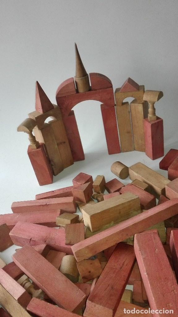 Juegos antiguos: ANTIGUO JUEGO CONSTRUCCION - Foto 2 - 189946780