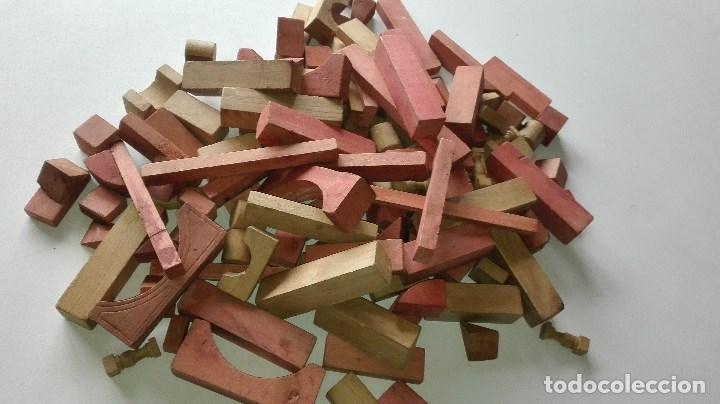 Juegos antiguos: ANTIGUO JUEGO CONSTRUCCION - Foto 4 - 189946780