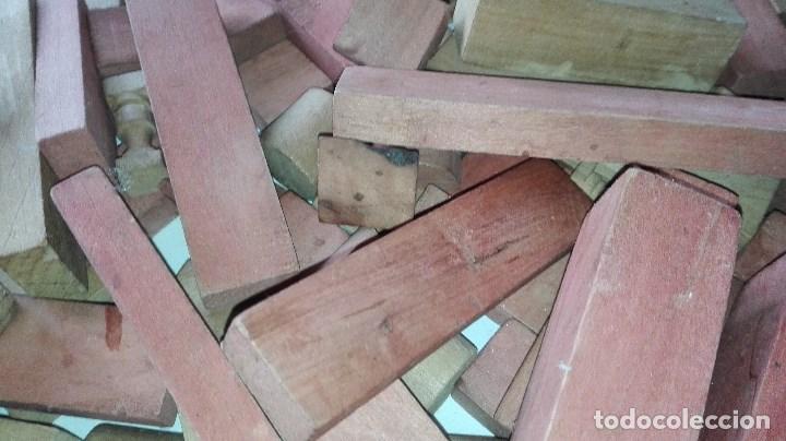 Juegos antiguos: ANTIGUO JUEGO CONSTRUCCION - Foto 5 - 189946780