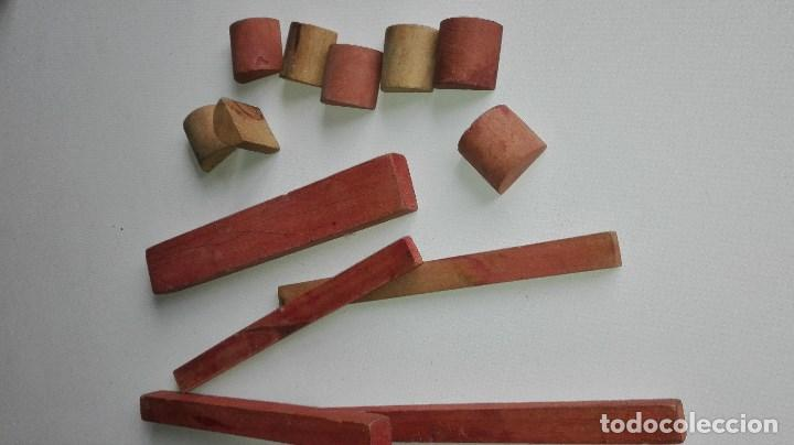 Juegos antiguos: ANTIGUO JUEGO CONSTRUCCION - Foto 7 - 189946780