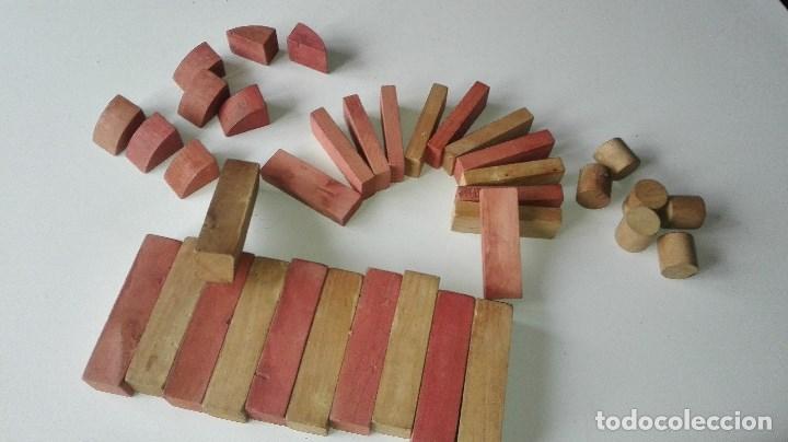 Juegos antiguos: ANTIGUO JUEGO CONSTRUCCION - Foto 9 - 189946780