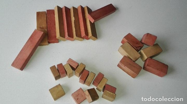 Juegos antiguos: ANTIGUO JUEGO CONSTRUCCION - Foto 10 - 189946780