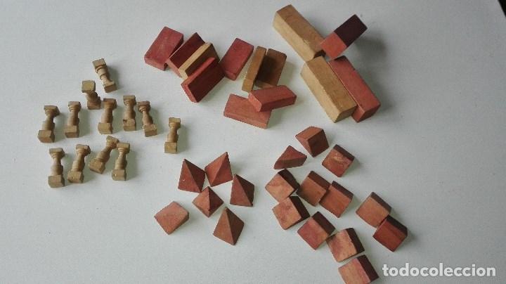 Juegos antiguos: ANTIGUO JUEGO CONSTRUCCION - Foto 11 - 189946780