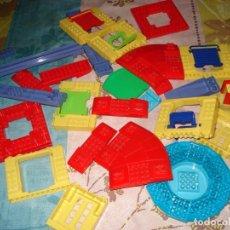 Juegos antiguos: LOTE PIEZAS MEGA BLOKS. Lote 190378543