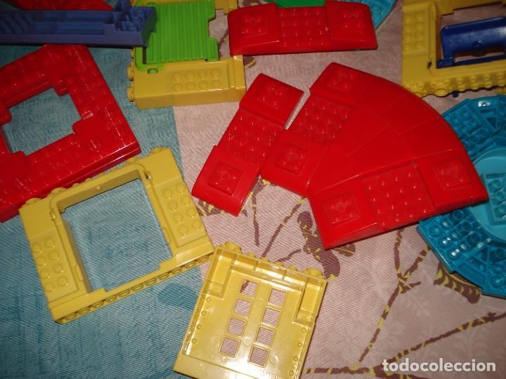 Juegos antiguos: LOTE PIEZAS MEGA BLOKS - Foto 4 - 190378543