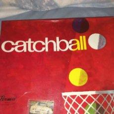 Juegos antiguos: JUEGO CATCHBALL.DE LOS AÑOS 70. EN BUEN ESTADO. Lote 190541362
