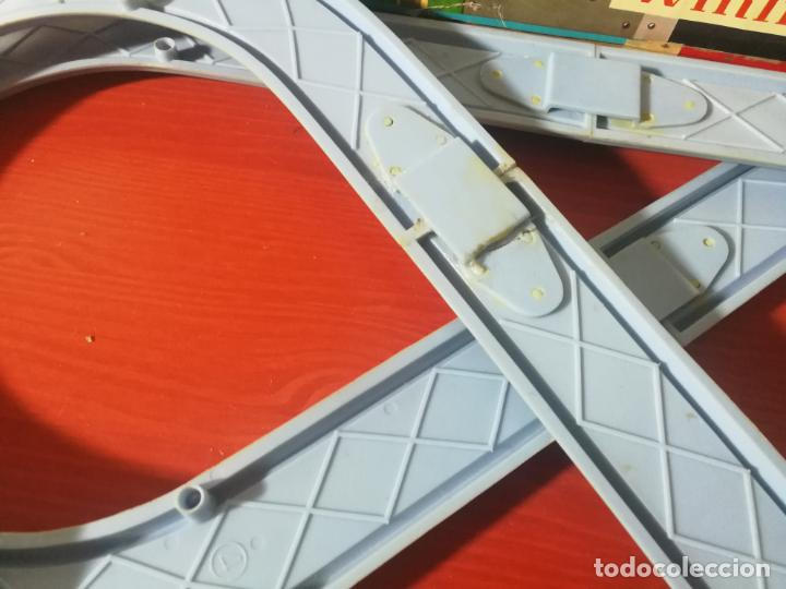 Juegos antiguos: UNICO EN TC ANTIGUO JUEGO ROLLER COASTER WINFIELD REMONTADOR AÑOS 50 - Foto 8 - 190874640