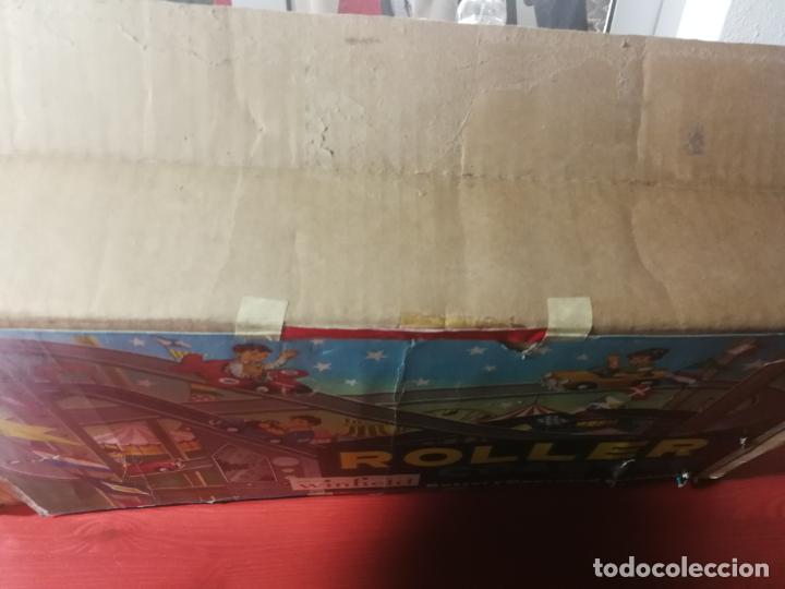 Juegos antiguos: UNICO EN TC ANTIGUO JUEGO ROLLER COASTER WINFIELD REMONTADOR AÑOS 50 - Foto 13 - 190874640