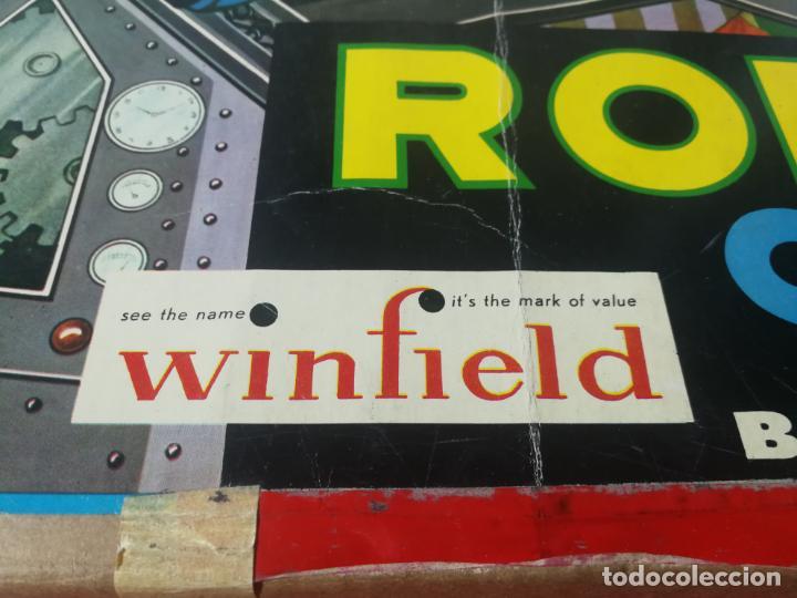 Juegos antiguos: UNICO EN TC ANTIGUO JUEGO ROLLER COASTER WINFIELD REMONTADOR AÑOS 50 - Foto 15 - 190874640
