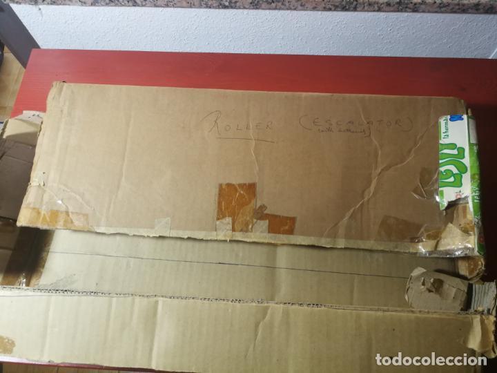 Juegos antiguos: UNICO EN TC ANTIGUO JUEGO ROLLER COASTER WINFIELD REMONTADOR AÑOS 50 - Foto 17 - 190874640