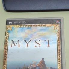 Juegos antiguos: MATT PSP SONY. Lote 191905925