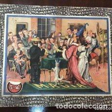 Juegos antiguos: JUEGO DE MAGIA BORRAS, AÑOS 20-40.. Lote 192222778