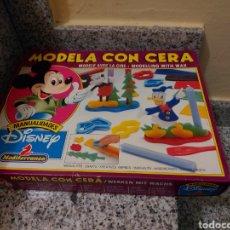 Juegos antiguos: MODELA CON CERA MEDITERRANEO. Lote 192668932