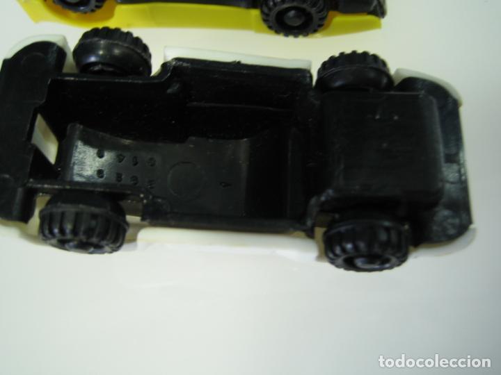Juegos antiguos: Auto Cross de Mattel 1990. Falta arco de meta. Tiene los coches - Foto 14 - 32746923