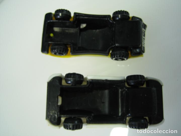 Juegos antiguos: Auto Cross de Mattel 1990. Falta arco de meta. Tiene los coches - Foto 15 - 32746923