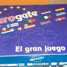Juegos antiguos: EUROGATE, DE CAYRO JUEGOS. Lote 194302091