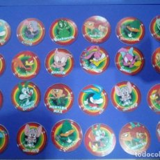 Juegos antiguos: LOTE 18 MEGA TAZO TINY TOON DE MATUTANO. Lote 194323148