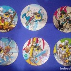 Juegos antiguos: LOTE 8 MACROTAZO DE MATUTANO. Lote 194324502
