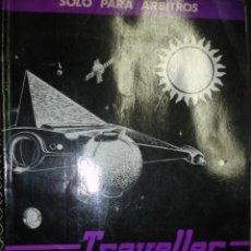 Juegos antiguos: JUEGOS DE ROL TRAVELLER AVENTURA 1 KINUIR COMPLETO MUY BUEN ESTADO CAJA ESTUCHE. Lote 194396427