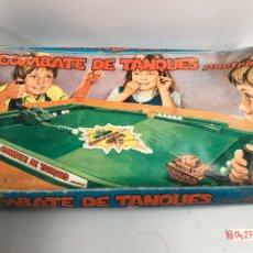 Juegos antiguos: COMBATE DE TANQUES DE PACTRA. Lote 194637312