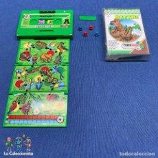 Juegos antiguos: CASETTE - FEBERJUEGOS - FEBER - SAFARI 1986. Lote 194711980