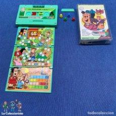 Juegos antiguos: CASETTE - FEBERJUEGOS - FEBER - LA PEQUEÑA LULU - AÑOS 80. Lote 194712640