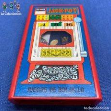 Juegos antiguos: JUEGO GEYPER - JACK-POT - FUNCIONA CORRECTAMENTE . Lote 194715732
