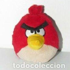 Juegos antiguos: ANGRY BIRDS PELUCHE PAJARO ENFADADO. Lote 194780602