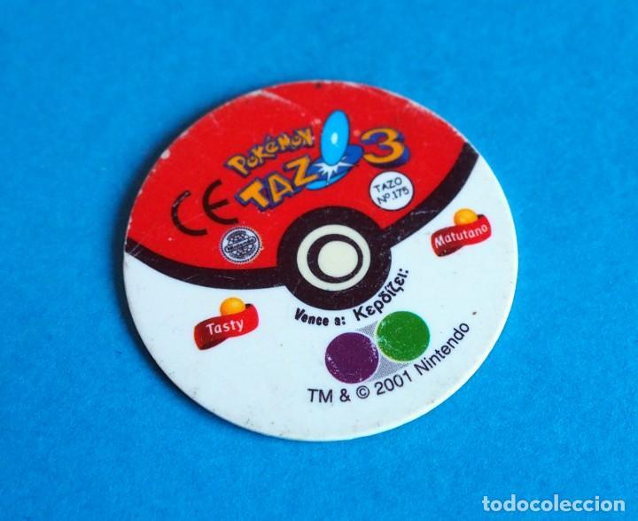 Juegos antiguos: TAZO POKÉMON3 . # 214 HERACROSS .AÑO 2001 DE NINTENDO - Foto 2 - 194893590